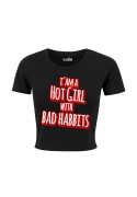 Cropped Tee - BH
