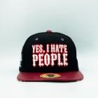 Yes, I Hate People - Custom Snapback