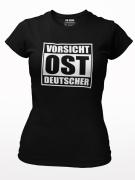 Shirt Girl - Vorsicht Ostdeutscher