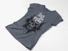 FTR - Skull Girl Shirt