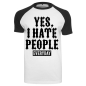 Preview: RGT Boy Shirt - YES, I HATE PEOPLE